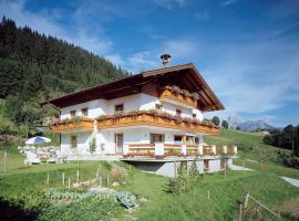 Ferienhaus Rosi, Sankt Martin am Tennengebirge (Lungötz yakınında)