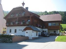 Lettmaierhof, Haus im Ennstal (Oberhausberg yakınında)