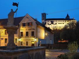 Hotel u Martina - Kocábka, Rožmberk nad Vltavou