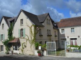 Relais de la Mothe, Yzeures-sur-Creuse (рядом с городом Preuilly-sur-Claise)