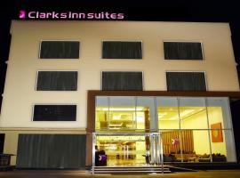 Clarks Inn Suites Katra