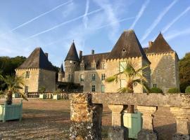 Chateau des Feugerets