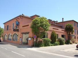 Hotel Restaurant des Thermes, Castéra-Verduzan (рядом с городом Ayguetinte)