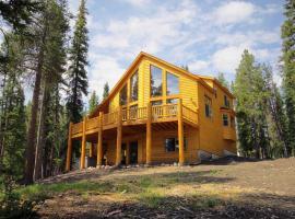 Grand Moose Lodge Home