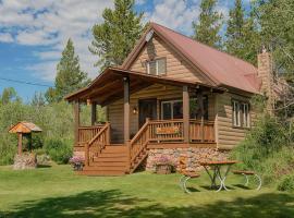 Grandma's Cabin, Island Park (in de buurt van Rea)