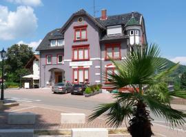 Hotel Markgräfler Hof, Badenweiler