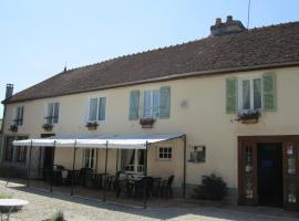 Au Vieux Logis, Brévonnes (рядом с городом Lesmont)