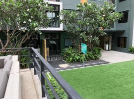 I condo sukhumvit 77 green space