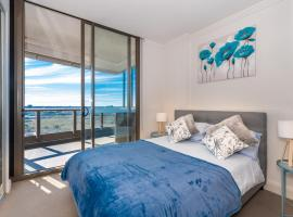 Olympic Park High-Rise Luxury Apartment