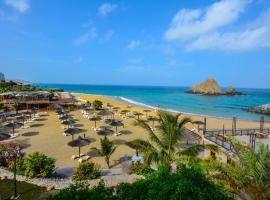Sandy Beach Hotel & Resort, Al Aqah