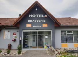 Hotel The Originals Foix (ex P'tit Dej Hotel)
