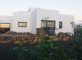 Lajares. Artlab Residency. Casa OESTE