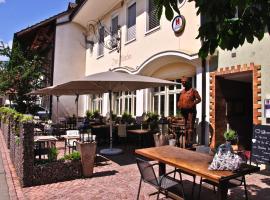 Hotel und Restaurant zum Hirschen, Villigen (Oberendingen yakınında)