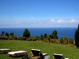 Lerma VILLA with Pool and Sea view 14P