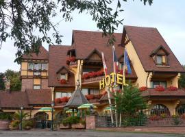 Hotel Le Mandelberg, Миттельвир (рядом с городом Бебленхайм)