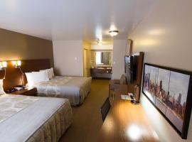 Motel Invitation Inn, Sainte-Marie (Saints-Anges yakınında)