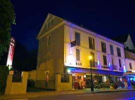 Hôtel Terminus, Luz-Saint-Sauveur