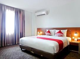 Capital O 847 Megara Hotel