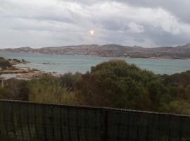 Casa con vista Caprera/house on the Caprera island