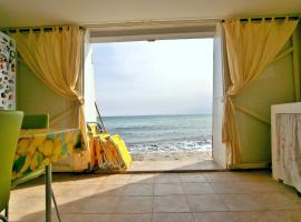 Loft in front of beach close to Poetto and Geremeas beach