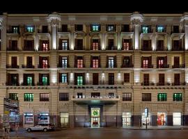 UNA Hotel Napoli, Neapole