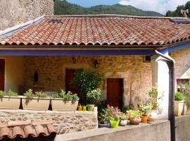 Gîte Le Galta, Saint-Fortunat-sur-Eyrieux