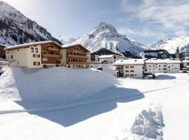 Fernsicht Alpen-Apartments