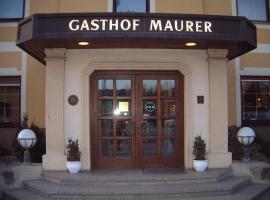 Maurer Gasthof-Vinothek, Gleisdorf (Sankt Marein bei Graz yakınında)