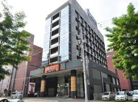 APA Hotel TKP Sapporo Eki-Kitaguchi Excellent