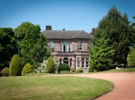 Whiston Hall, Whiston