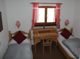 Berggasthof Willy Merkl Haus