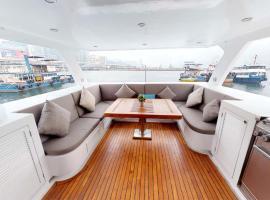 Kwun Tong Houseboat S
