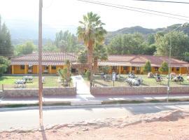Sanagasta Hosteria, Villa Bustos (La Calera yakınında)