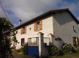 La Ferme de l'Orme-Vial, Saint-Galmier (Netoli miesto Montrond-les-Bains)