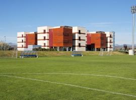 Hotelsefútbol, Las Rozas de Madrid