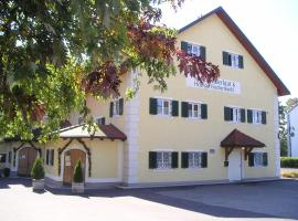 Hotel Garni Nöserlgut, Linz