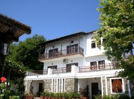 Hotel Vrionis, Agios Dimitrios (рядом с городом Киссос)