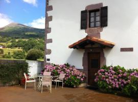 Apartamento Rural Eguzkialde