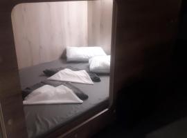 Capsule Hostel Pulkovo