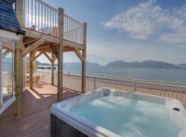Beach Houses with Hot Tubs