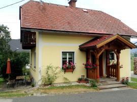Ferienhaus zur Linde, Windischgarsten (Spital am Pyhrn yakınında)