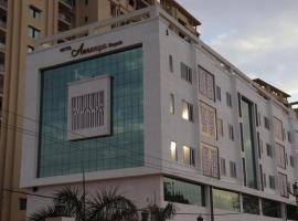 Hotel Aarunya Royale