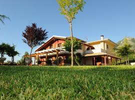 Country House Il Papavero, Bagnoli Irpino (Villaggio Laceno yakınında)