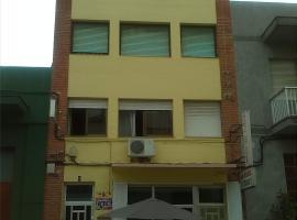 維納洛斯膳食公寓酒店, 比納羅斯