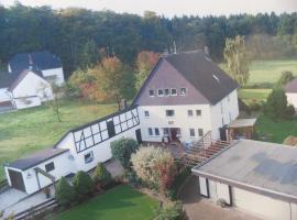 Ferienwohnung Weserberglandblick, Hameln (Aerzen yakınında)