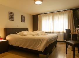 Hotel Pracha, Borgloon