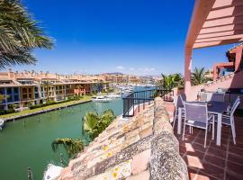 Sotogrande Marina 2 Bed Penthouse W. Large Terrace