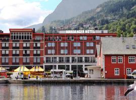 Hardanger Hotel, Odda