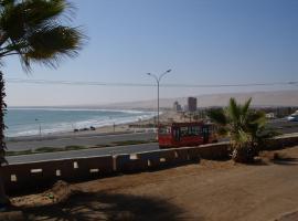 Hostal Sunny Days, Arica (Chinchorro yakınında)
