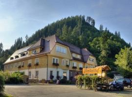 Hotel Teinachtal, Bad Teinach-Zavelstein (Neubulach yakınında)
